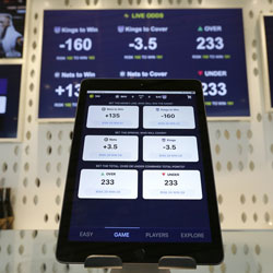 How New Technology Trends Influence Sports Betting Sector